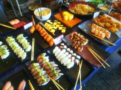 池上 寿司 食べ放題
